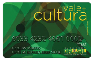 Cartão Cultura